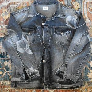 Hudson Jeans Boyfriend Denim Trucker Jacket